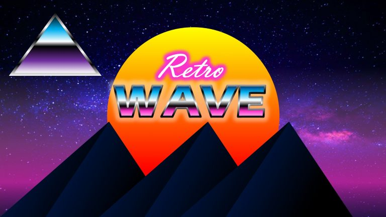 retrowave wallpaper 071