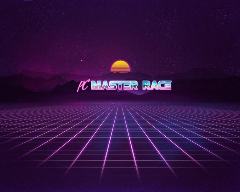 retrowave wallpaper 072