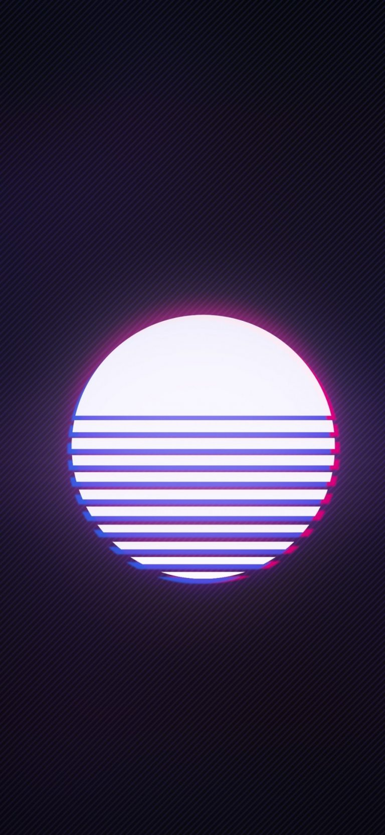 retrowave wallpaper 075
