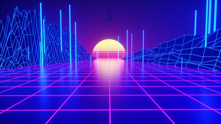 retrowave wallpaper 101