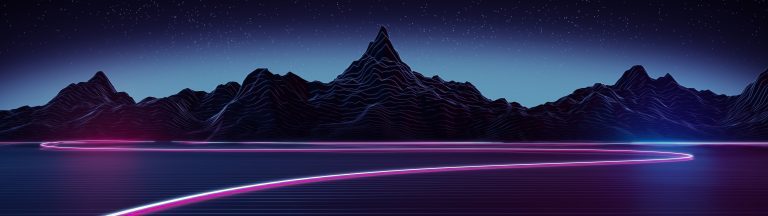 retrowave wallpaper 108