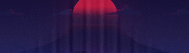 retrowave wallpaper 109