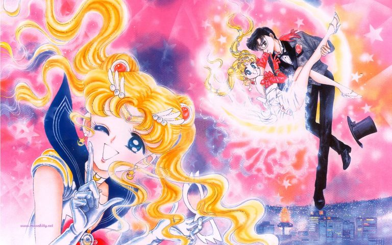 sailor moon wallpaper 14