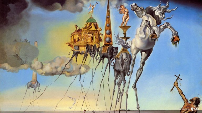 salvador dali wallpaper 15
