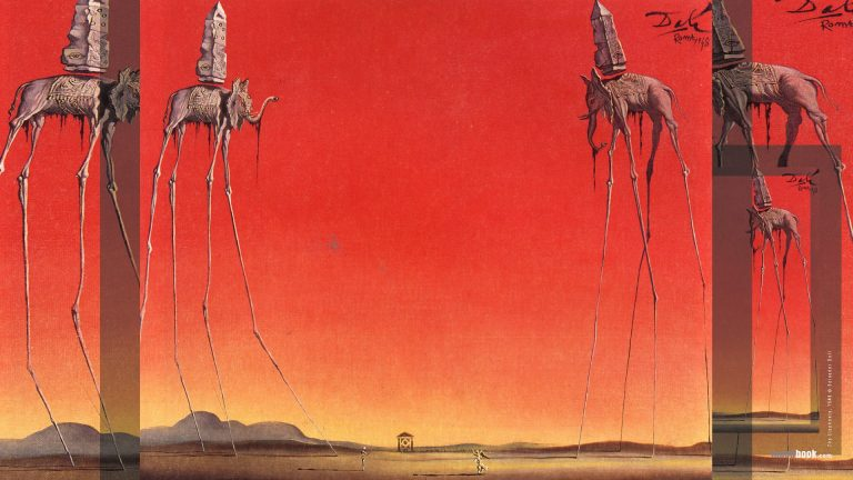 salvador dali wallpaper 20