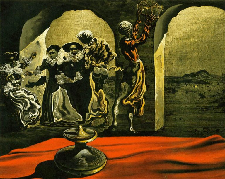 salvador dali wallpaper 34