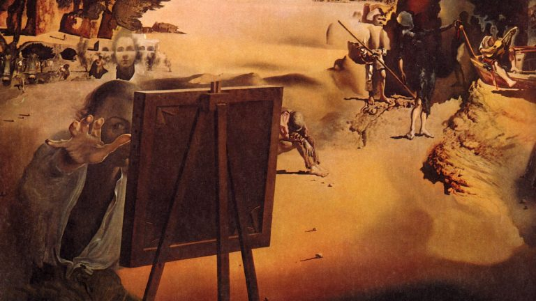 salvador dali wallpaper 53