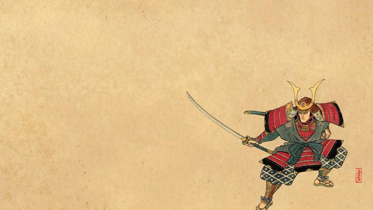 samurai wallpaper 064