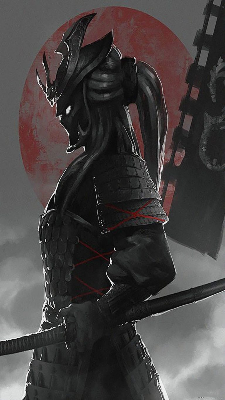 samurai wallpaper 101