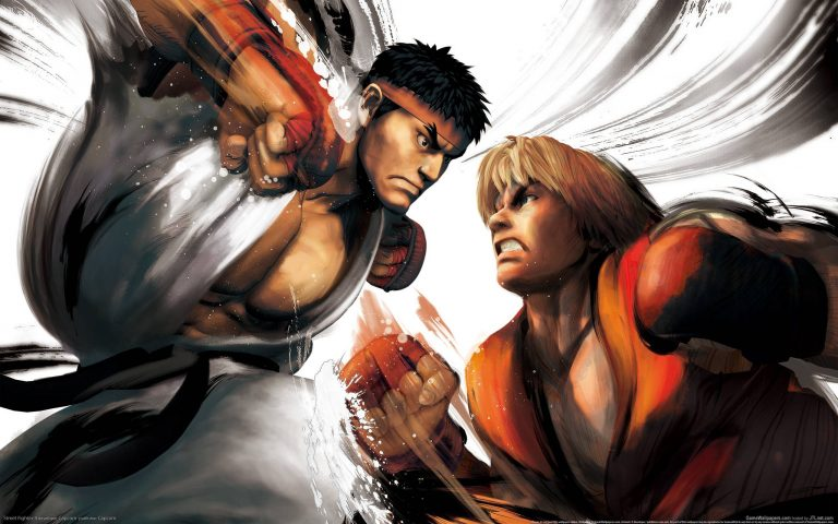 street fighter wallpaper 80