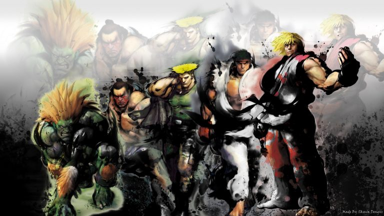 street fighter wallpaper 88