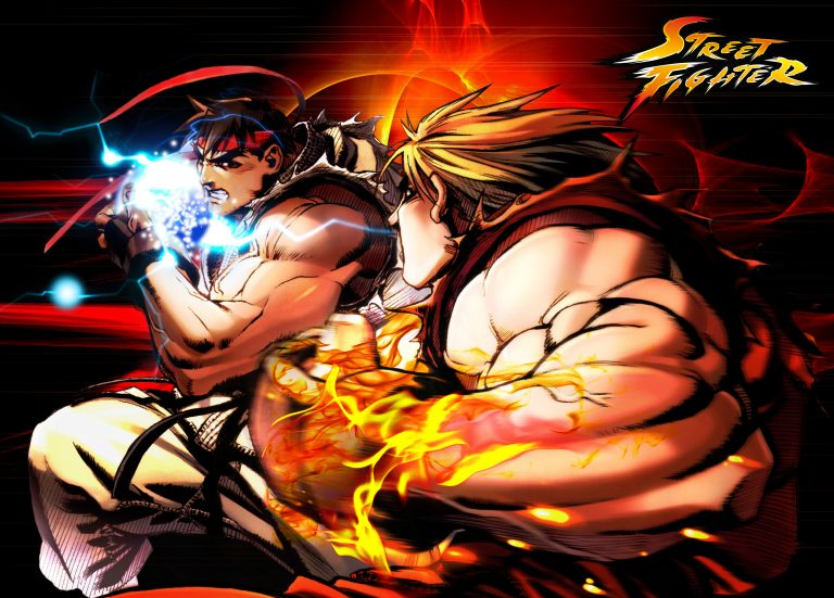 street fighter wallpaper 93
