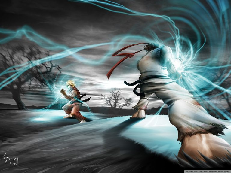 street fighter wallpaper 97