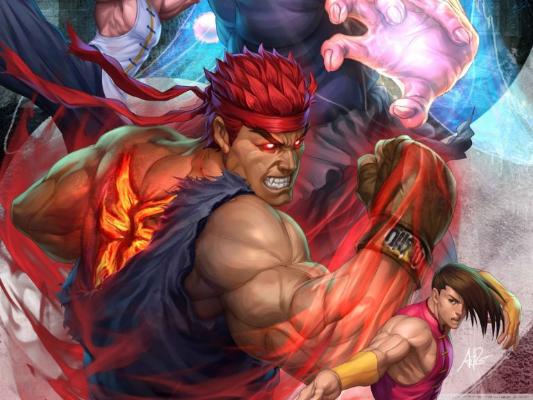 street fighter wallpaper 115