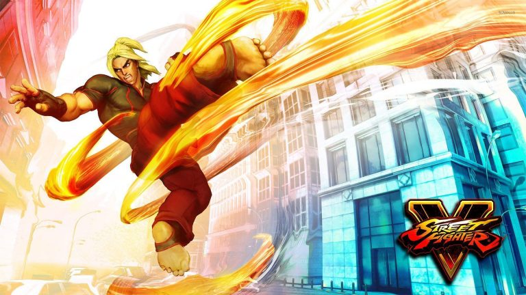 street fighter wallpaper 122