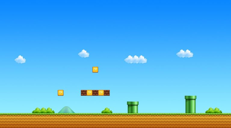 super mario wallpaper 99