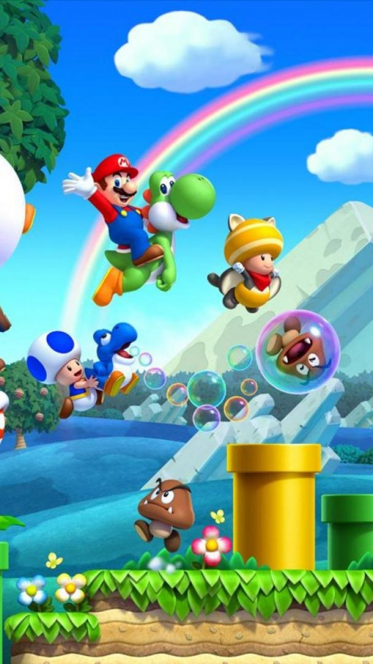 super mario wallpaper 102