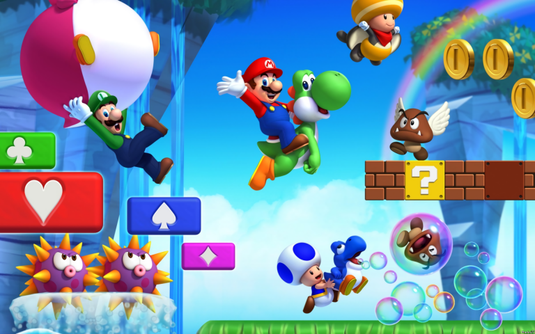 super mario wallpaper 117