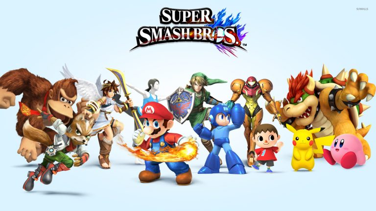 super smash bros wallpaper 110