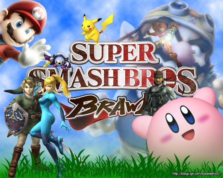 super smash bros wallpaper 112
