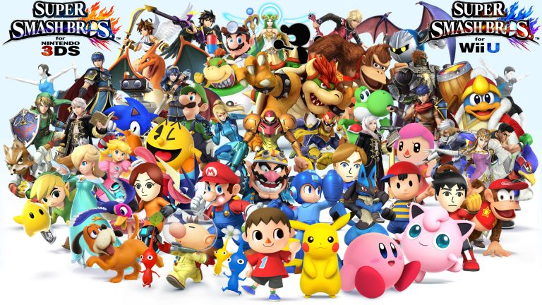 super smash bros wallpaper 114