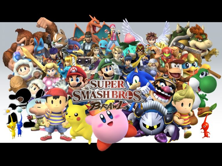 super smash bros wallpaper 120