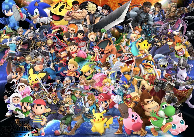 super smash bros wallpaper 124