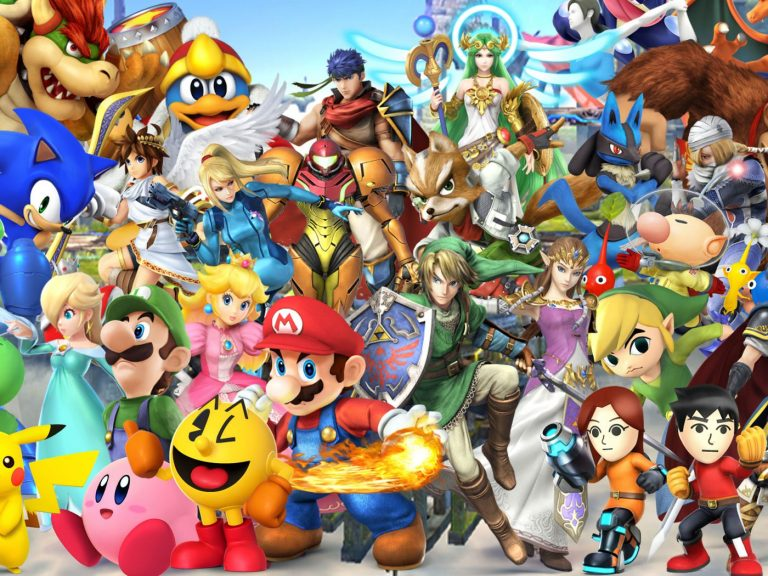 super smash bros wallpaper 126