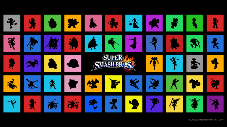 super smash bros wallpaper 129