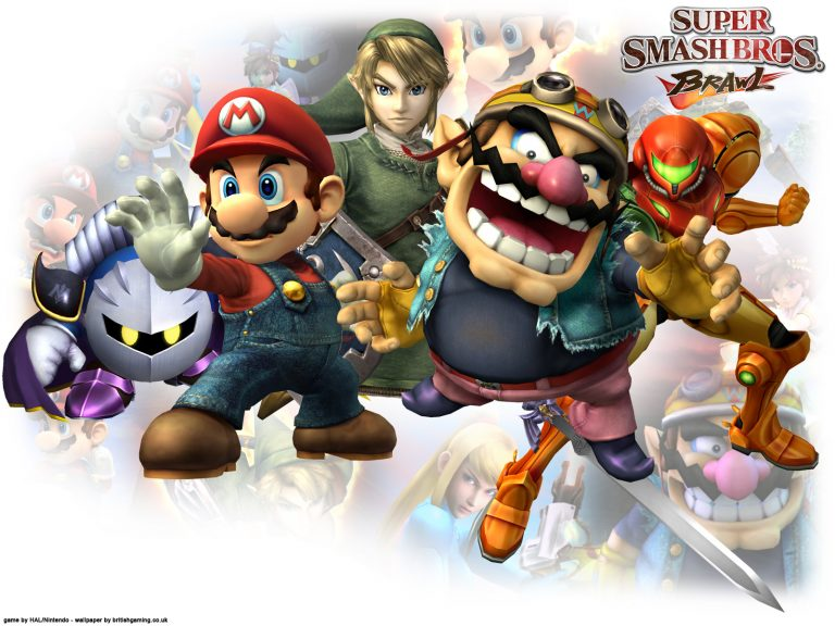 super smash bros wallpaper 133