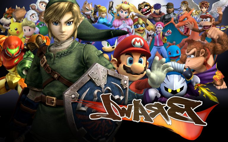 super smash bros wallpaper 136