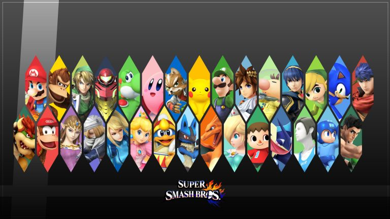 super smash bros wallpaper 137