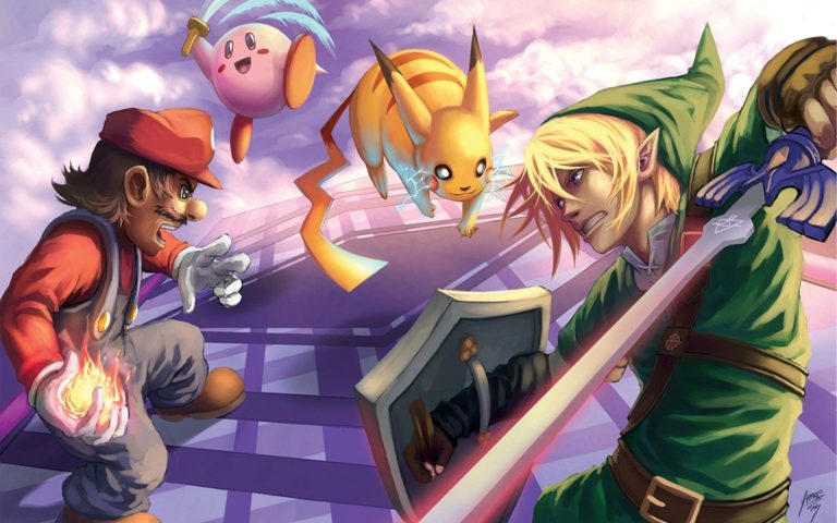 super smash bros wallpaper 139