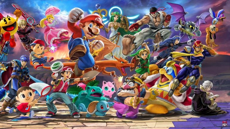 super smash bros wallpaper 146