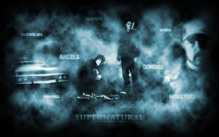 supernatural wallpaper 48
