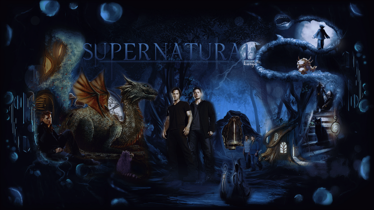 supernatural wallpaper 69