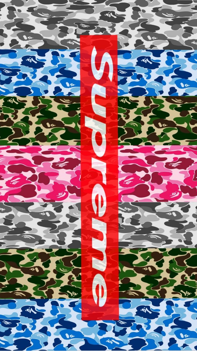 supreme wallpaper 43