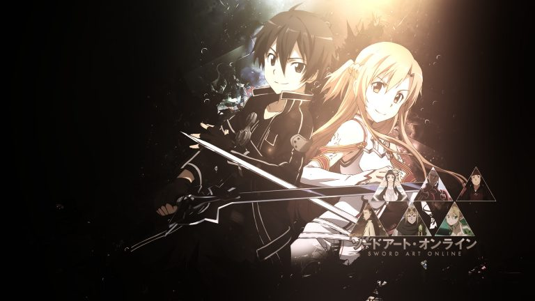 sword art online wallpaper 12
