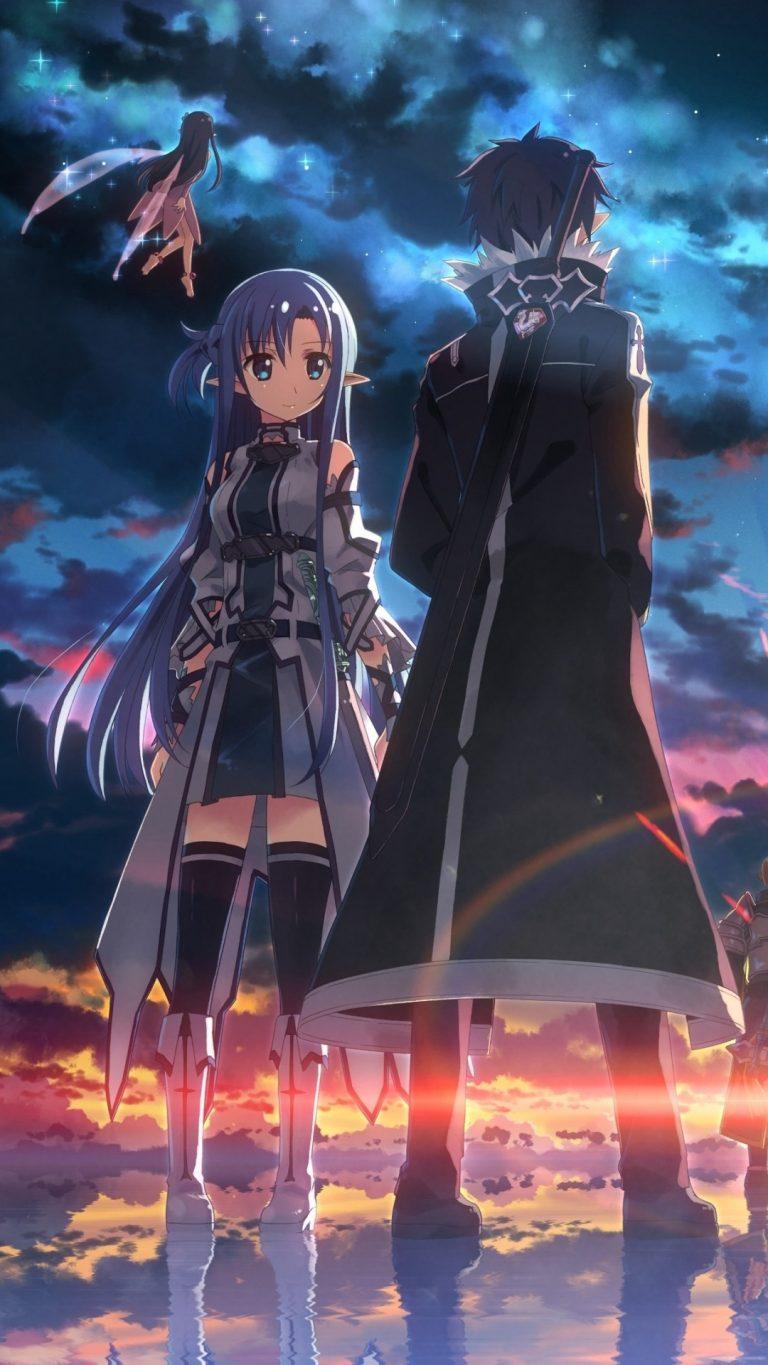 sword art online wallpaper 15