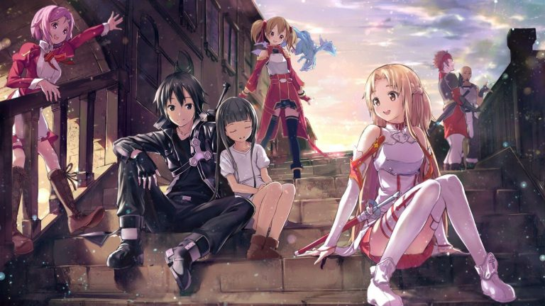 sword art online wallpaper 16