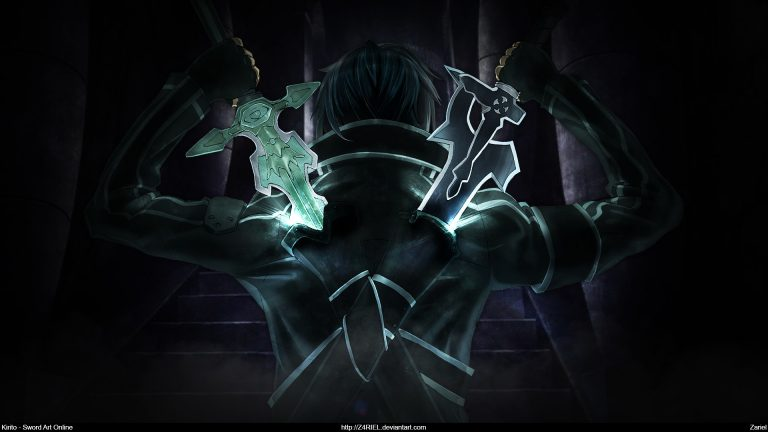 sword art online wallpaper 22