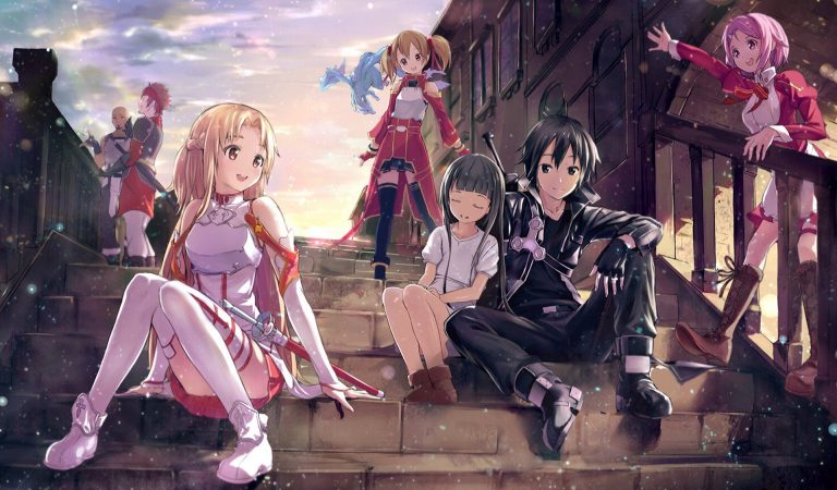 sword art online wallpaper 30