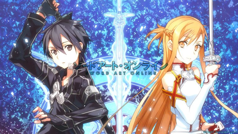 sword art online wallpaper 48