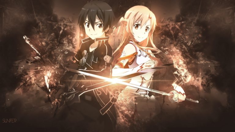 sword art online wallpaper 52