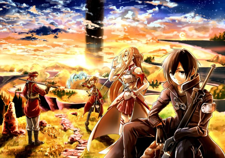 sword art online wallpaper 58
