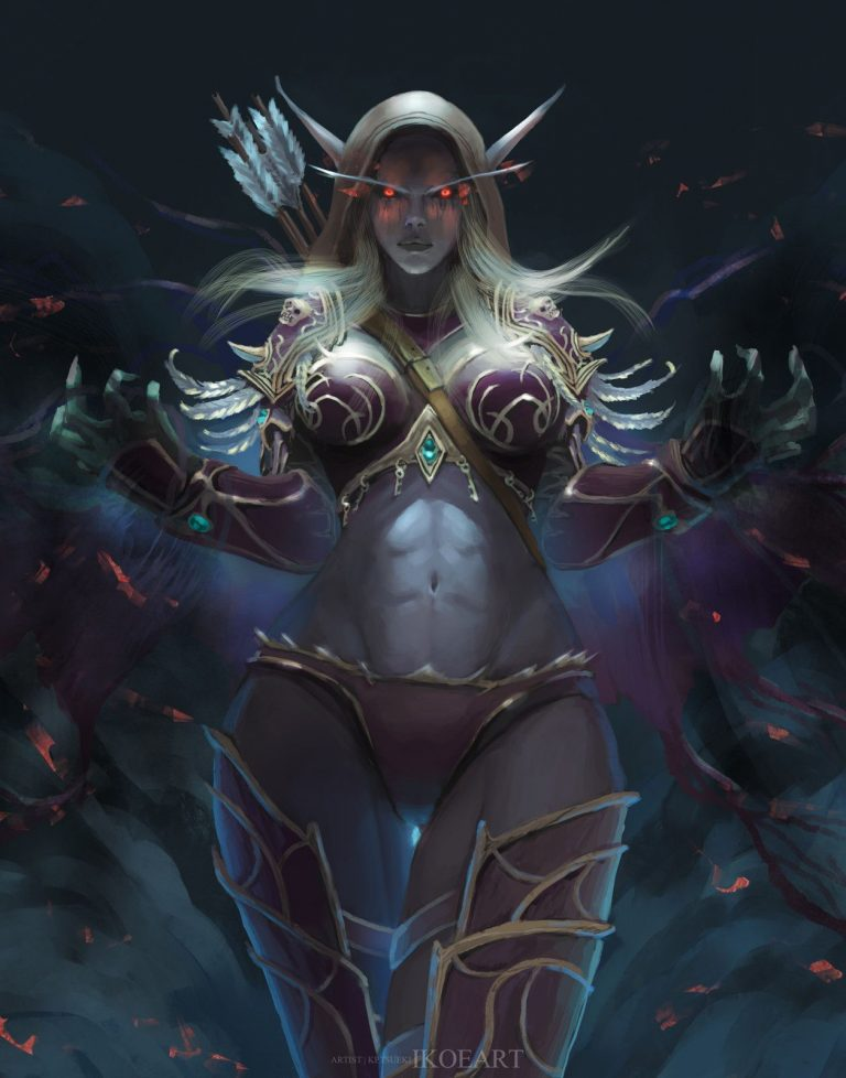 sylvanas wallpaper 44