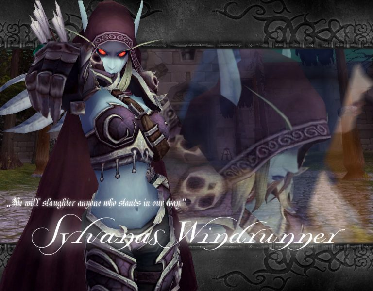 sylvanas wallpaper 48
