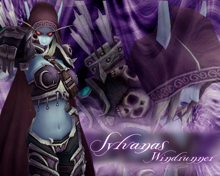 sylvanas wallpaper 49