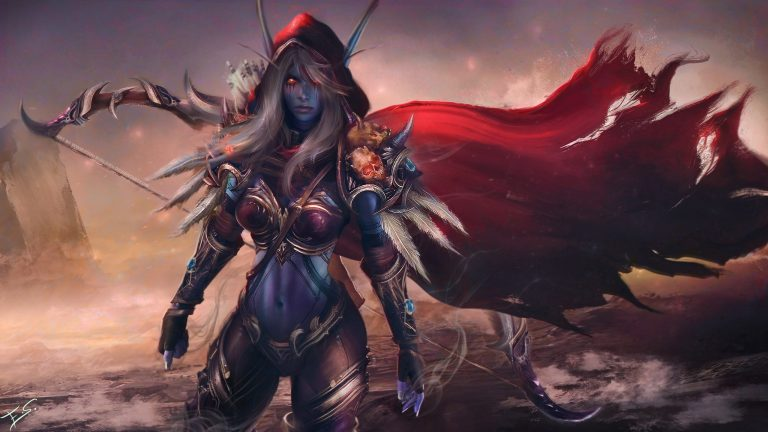 sylvanas wallpaper 50