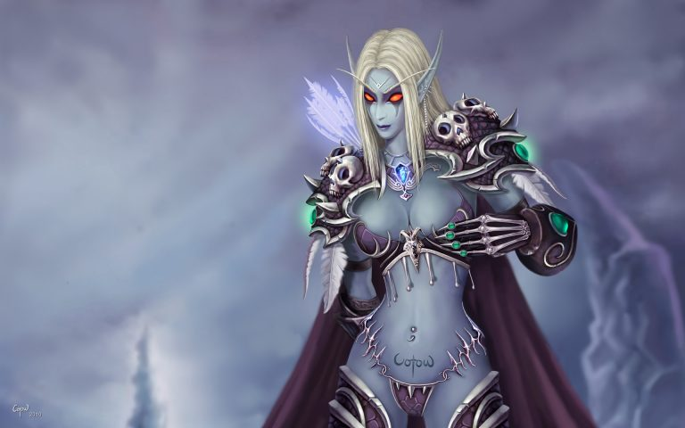 sylvanas wallpaper 59